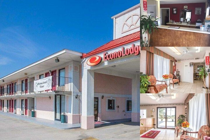Econo Lodge of Thomson Ga photo collage