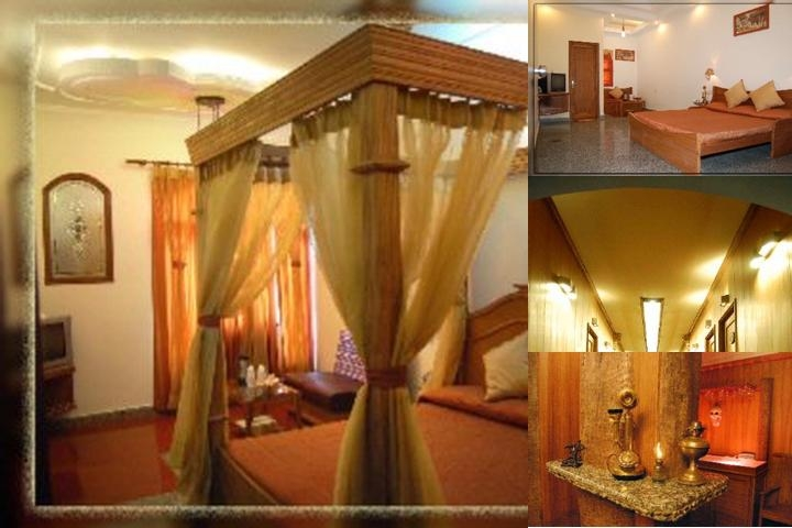 Hotel Ishan Villa photo collage
