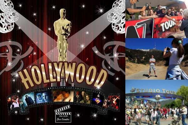 Hollywood Dream Suites photo collage