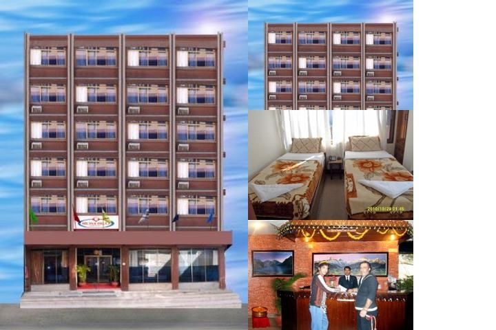 Rosebud Hotel & Resort photo collage