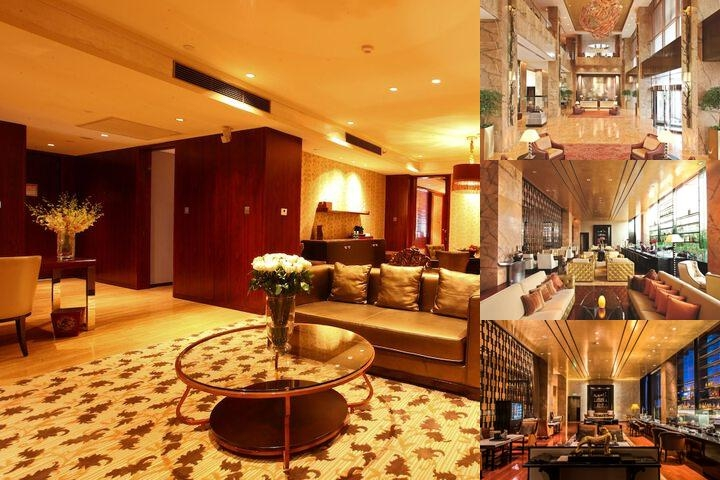 Fairmont Beijing Hotel photo collage