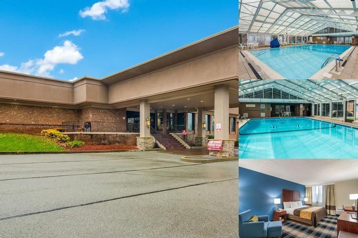 Comfort Inn Suites Pittsburgh Pa 180 Gamma 15238