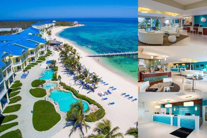 Wyndham Reef Resort photo collage