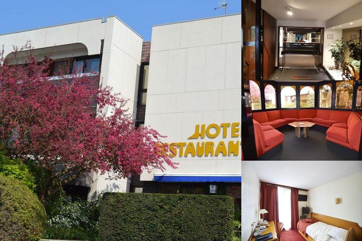 Hotel Les 3 Cles photo collage