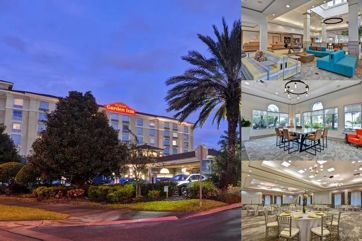 Hilton Garden Inn Lake Buena Vista photo collage