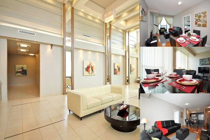 Whitehall Suites photo collage