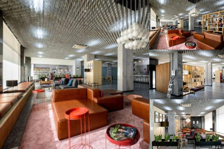 Azimut Hotel Sibir photo collage