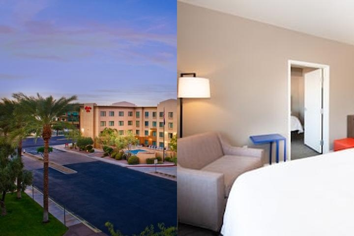 Hampton Inn Phoenix Airport North photo collage