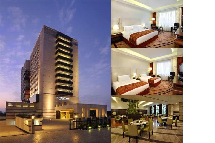 Doubletree by Hilton Gurgaon New Delhi Ncr photo collage