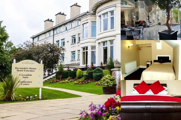 Devonshire House Hotel photo collage