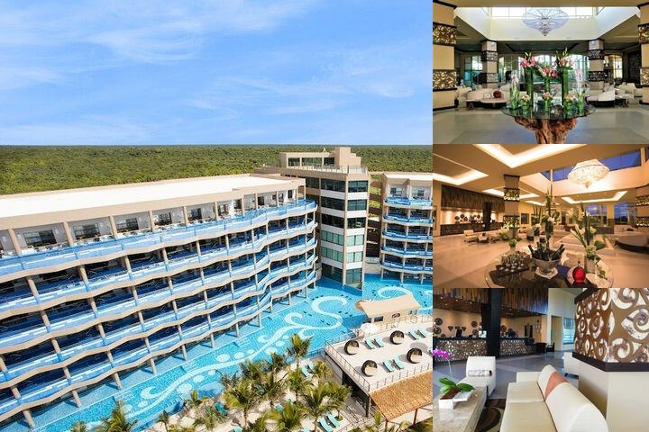 El Dorado Seaside Suites photo collage