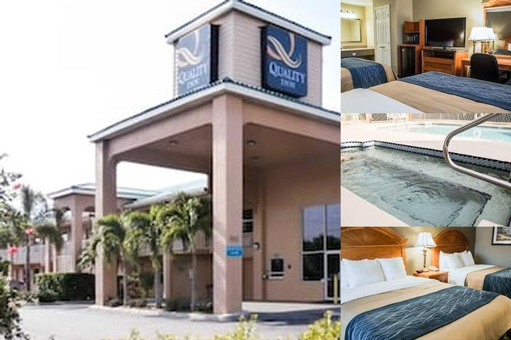 Quality Inn Bradenton photo collage