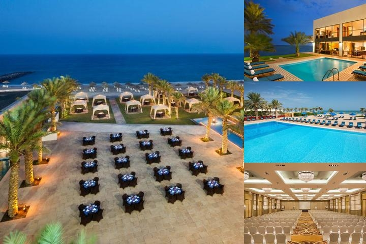 Hilton Kuwait Resort photo collage