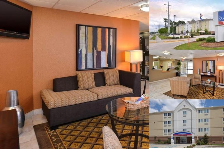 Candlewood Suites of Lafayette photo collage
