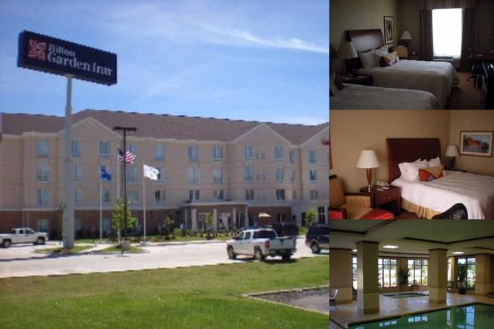 Hilton Garden Inn Shreveport Enterance