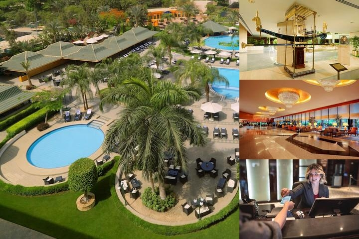 Hilton Cairo Heliopolis photo collage