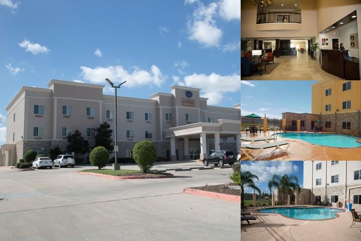 Airport Suites photo collage