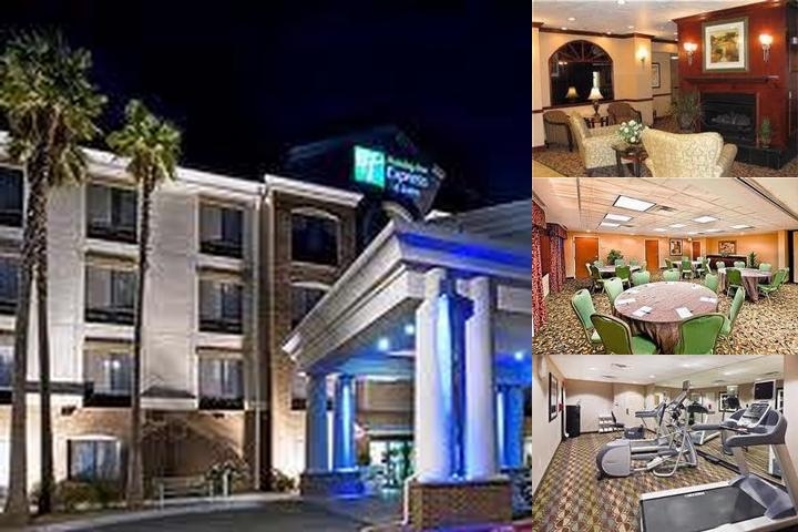 Holiday Inn Express Hotel & Suites El Paso I 10 Ea photo collage