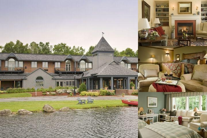 Lake Opechee Inn & Spa photo collage