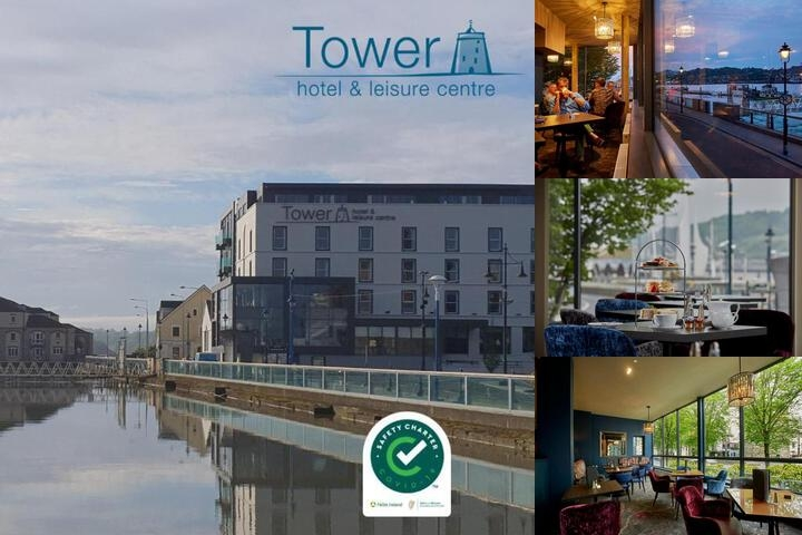 Tower Hotel & Leisure Cente photo collage