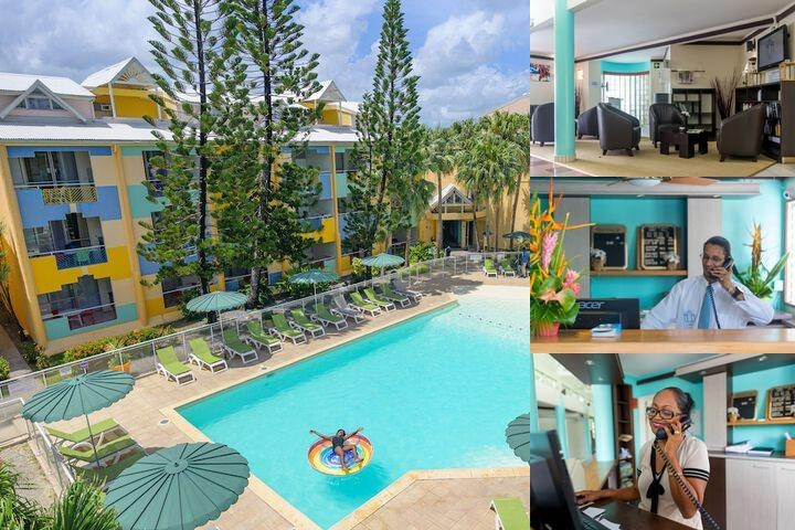 Canella Beach Hotel photo collage