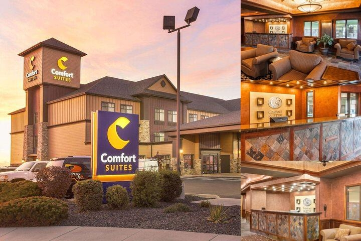 Comfort Suites Moses Lake photo collage