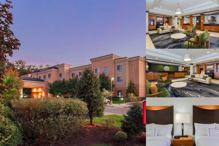Fairfield Inn & Suites Mahwah photo collage