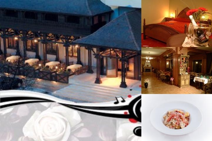 Best Western Bucovina Club De Munte photo collage