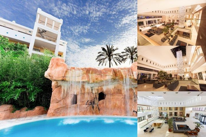Hilton Vilamoura As Cascatas Golf Resort & Spa photo collage