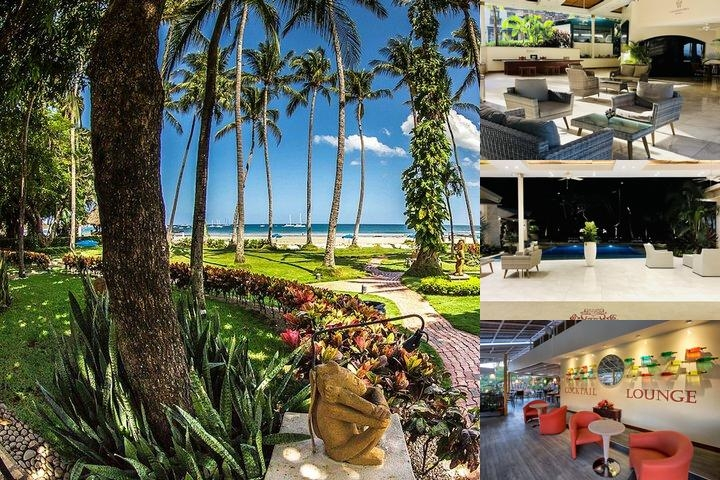 Hotel Tamarindo Diria Beach Resort photo collage