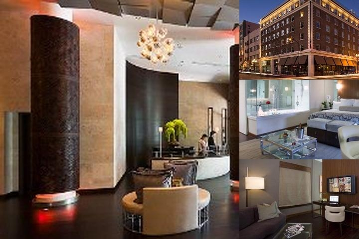 Andaz San Diego photo collage