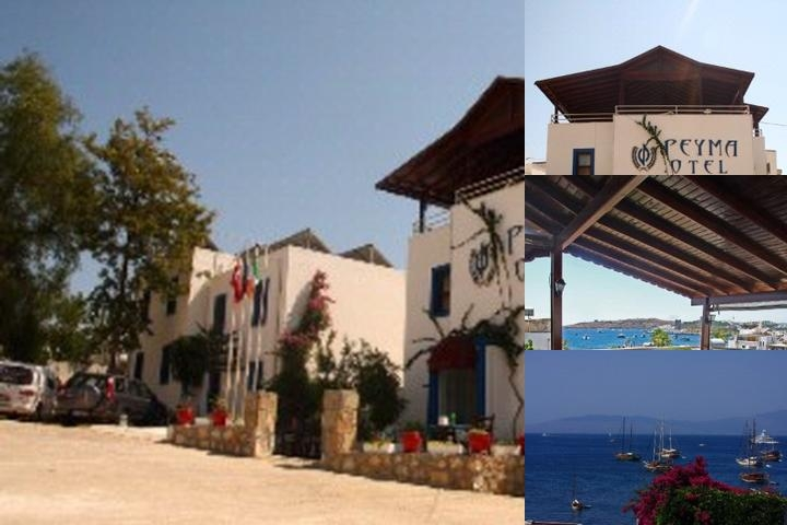 Peyma Hotel photo collage