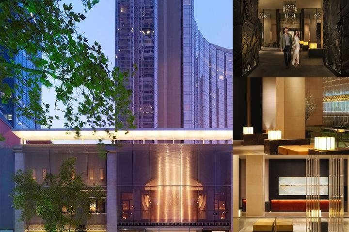 Grand Hyatt Melbourne photo collage