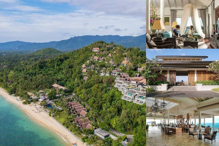Intercontinental Samui Baan Taling Ngam Resort photo collage