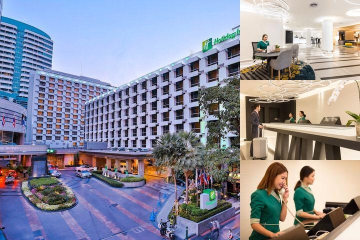 Holiday Inn Bangkok photo collage
