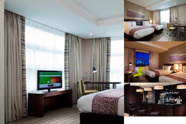 Holiday Inn London Commercial Road photo collage