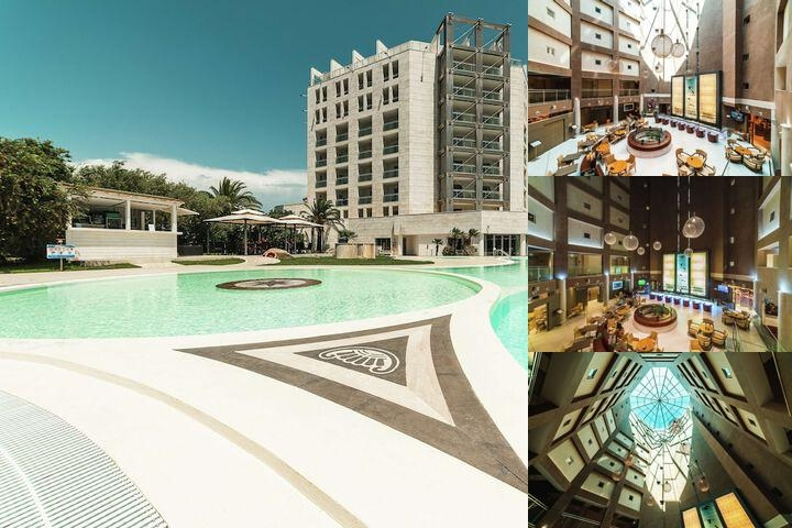 Doubletree by Hilton Olbia Sardinia photo collage