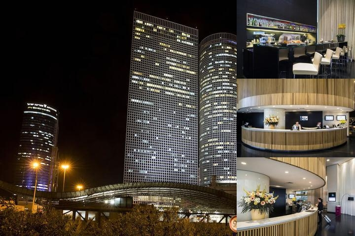 Crowne Plaza Tel Aviv City Center photo collage
