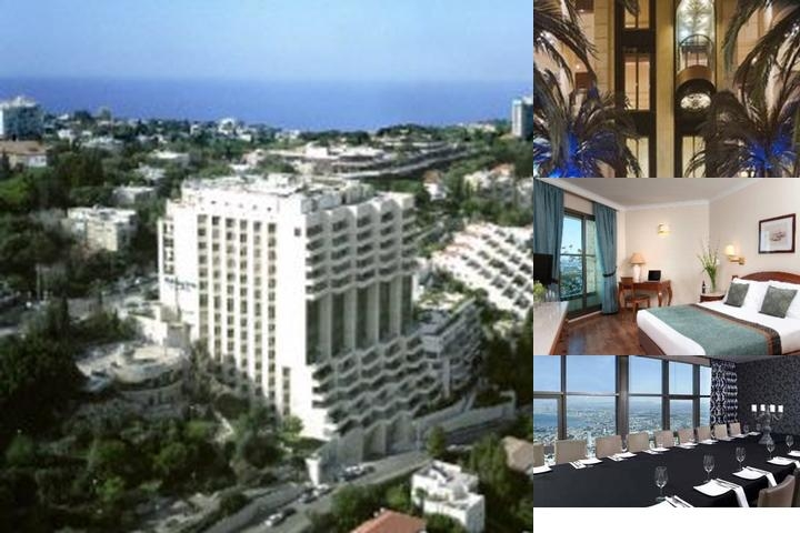 Crowne Plaza Haifa photo collage