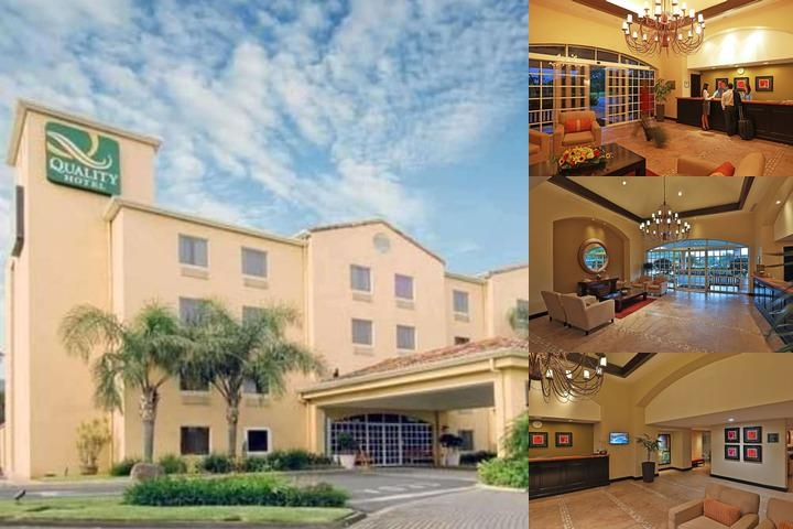Quality Hotel Real San Jose photo collage