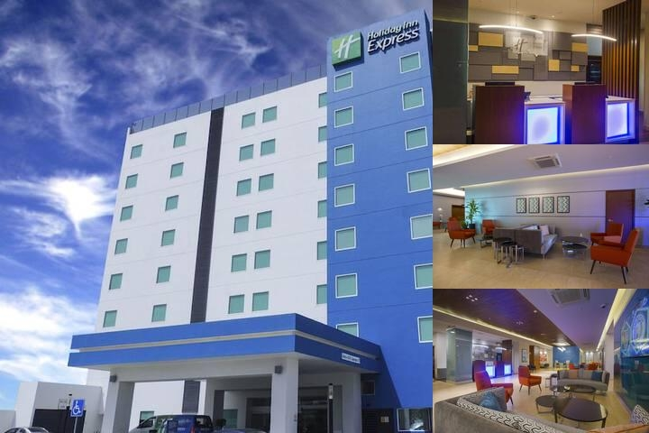 Holiday Inn Express Merida photo collage