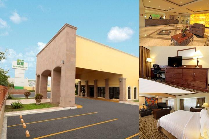 Holiday Inn Monterrey Norte photo collage
