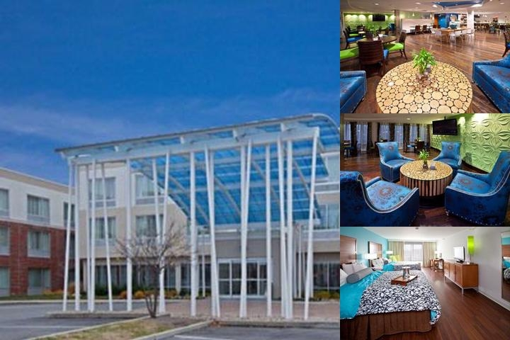Holiday Inn Express Fishers photo collage