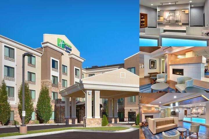 Holiday Inn Express & Suites Orem Utah photo collage