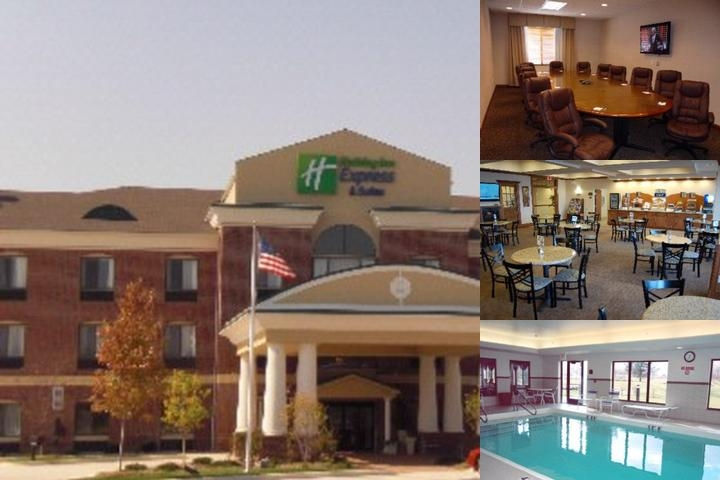 Holiday Inn Express & Suites Chesterfield photo collage