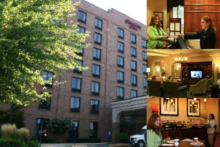 Hampton Inn Dulles Airport South photo collage