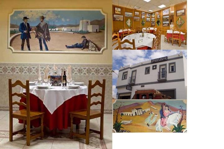 Hostal Restaurante Alba photo collage