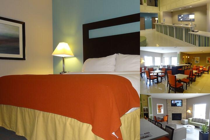 Holiday Inn Express Bonner Springs photo collage