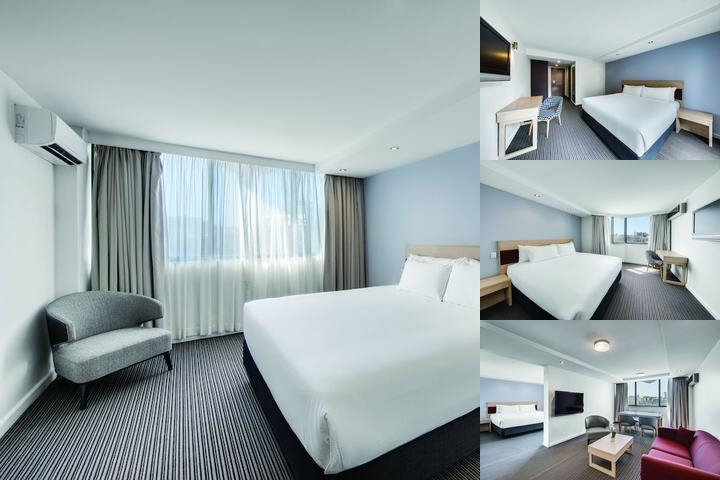 Rendezvous Studio Hotel Sydney Central photo collage