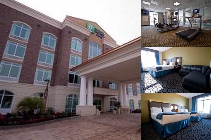 Holiday Inn Express Charleston Airport photo collage